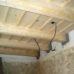 Replika historického stropu