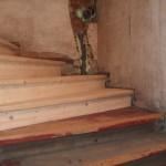 Oprava dřevěných schodů