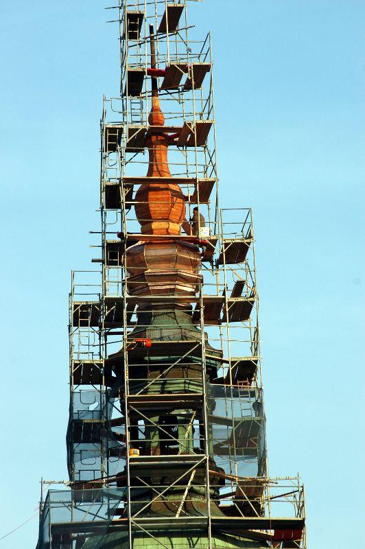Oprava veže