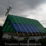 Zabezpečení stavby proti dešti