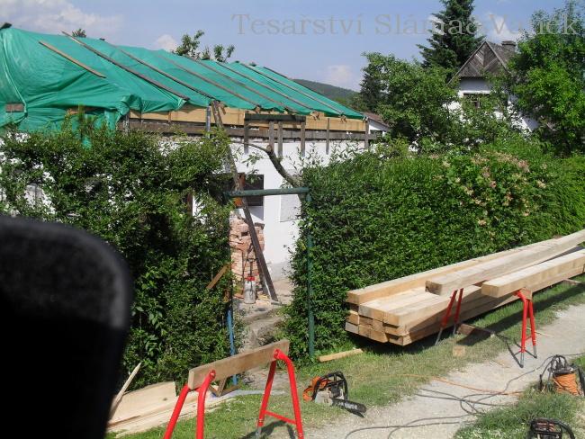 Zabezpečení stavby